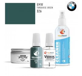 326 TURQUOISE GREEN BMW