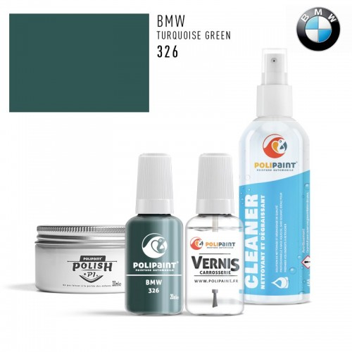 Stylo Retouche BMW 326 TURQUOISE GREEN