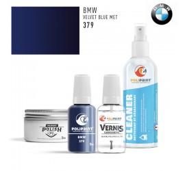379 VELVET BLUE MET BMW