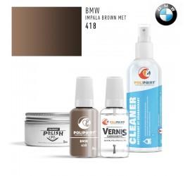 418 IMPALA BROWN MET BMW
