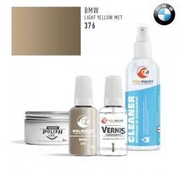 376 LIGHT YELLOW MET BMW