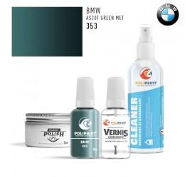 353 ASCOT GREEN MET BMW