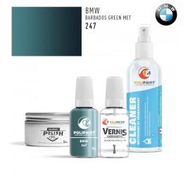247 BARBADOS GREEN MET BMW