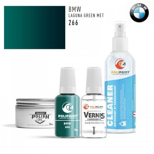 Stylo Retouche BMW 266 LAGUNA GREEN MET
