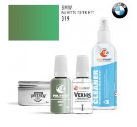 319 PALMETTO GREEN MET BMW
