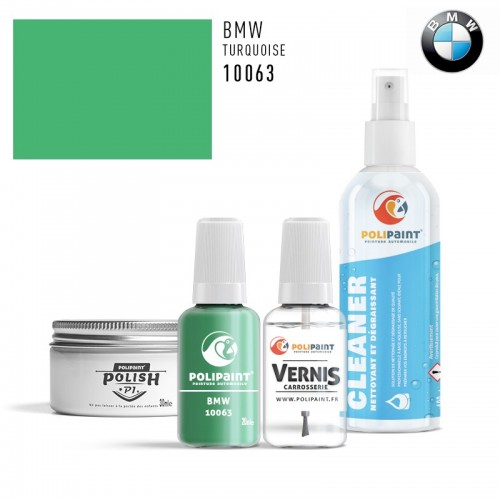 Stylo Retouche BMW 10063 TURQUOISE