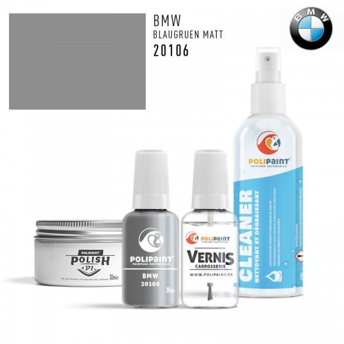 Stylo Retouche BMW 20106 BLAUGRUEN MATT