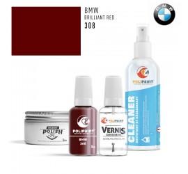 308 BRILLIANT RED BMW