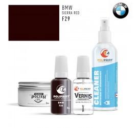 F29 SIERRA RED BMW