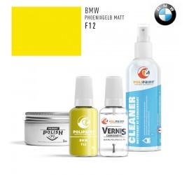 F12 PHOENIXGELB MATT BMW