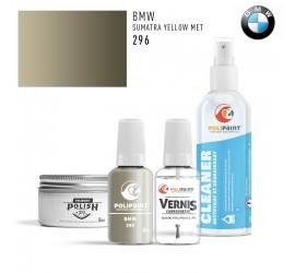 296 SUMATRA YELLOW MET BMW