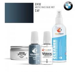 C4F ARCTIC RACE BLUE MET BMW