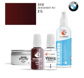 X15 AVENTURINROT MET BMW