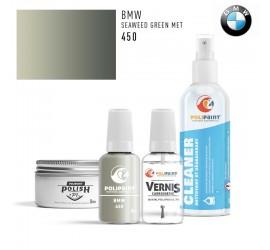 450 SEAWEED GREEN MET BMW