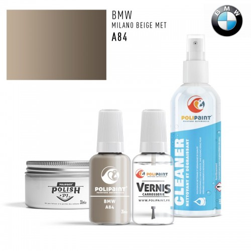 Stylo Retouche BMW A84 MILANO BEIGE MET
