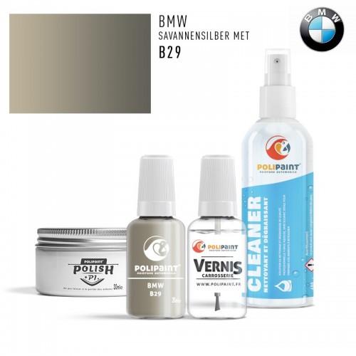 Stylo Retouche BMW B29 SAVANNENSILBER MET