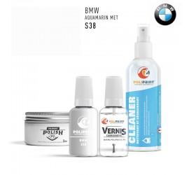 S38 AQUAMARIN MET BMW