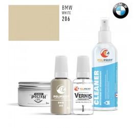 206 WHITE BMW