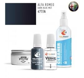 477/A DARK BLUE MET Alfa Romeo