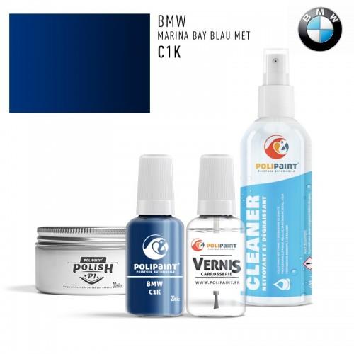 Stylo Retouche BMW C1K MARINA BAY BLAU MET