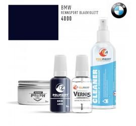 4000 RENNSPORT BLAUVIOLETT BMW
