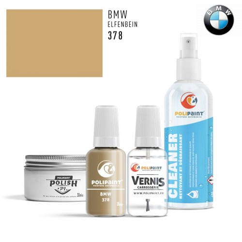 Stylo Retouche BMW 378 ELFENBEIN