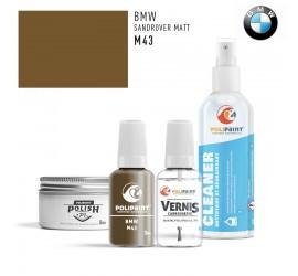 M43 SANDROVER MATT BMW