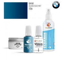 136 ALASKA BLUE MET BMW