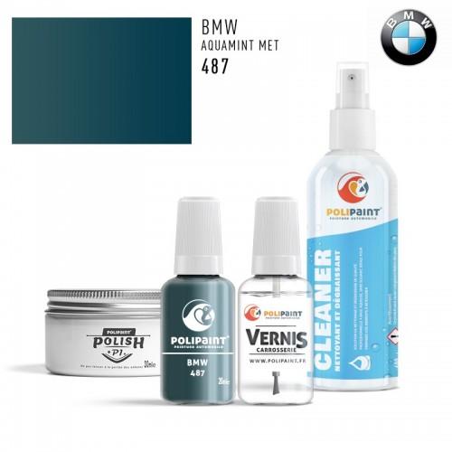 Stylo Retouche BMW 487 AQUAMINT MET