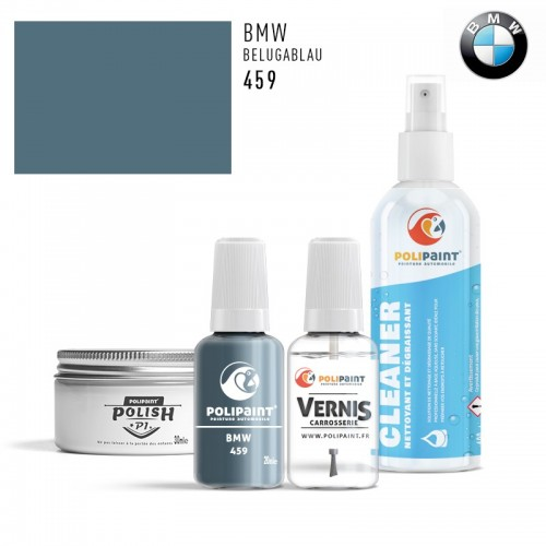 Stylo Retouche BMW 459 BELUGABLAU