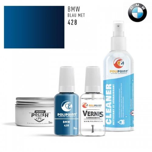 Stylo Retouche BMW 428 BLAU MET