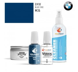 M35 BLUE FIRE BMW