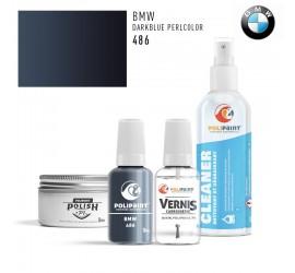 486 DARKBLUE PERLCOLOR BMW