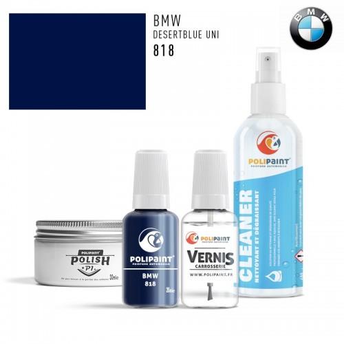 Stylo Retouche BMW 818 DESERTBLUE UNI