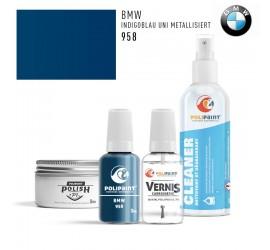 958 INDIGOBLAU UNI METALLISIERT BMW