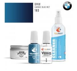183 CARIBIC BLUE MET BMW