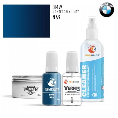 Stylo Retouche BMW NA9 MONTEGOBLAU MET