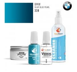 338 SILKY BLUE PEARL BMW