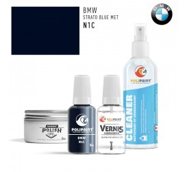 N1C STRATO BLUE MET BMW