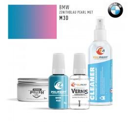 M3D ZENITHBLAU PEARL MET BMW