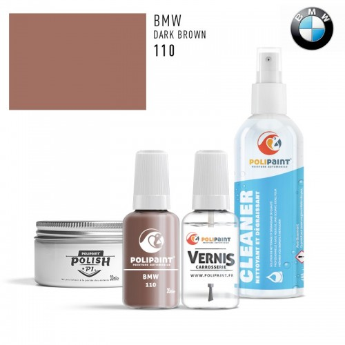 Stylo Retouche BMW 110 DARK BROWN
