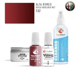 132 ROSSO MERCURIO MET Alfa Romeo