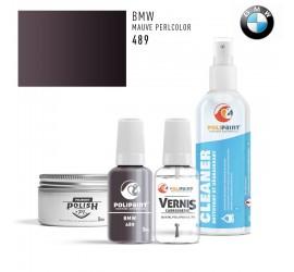489 MAUVE PERLCOLOR BMW
