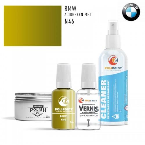 Stylo Retouche BMW N46 ACIDGREEN MET
