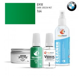 164 DARK GREEN MET BMW
