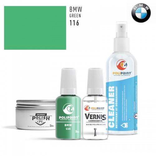 Stylo Retouche BMW 116 GREEN