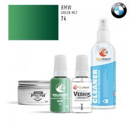 74 GREEN MET BMW
