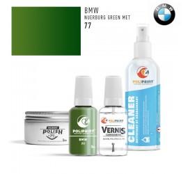 77 NUERBURG GREEN MET BMW