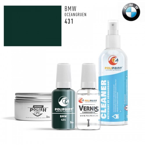 Stylo Retouche BMW 431 OCEANGRUEN