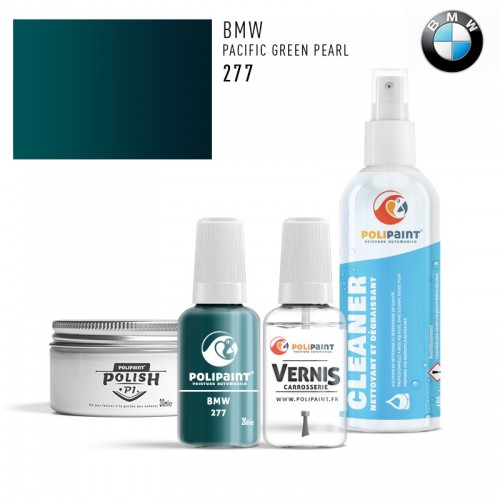 Stylo Retouche BMW 277 PACIFIC GREEN PEARL